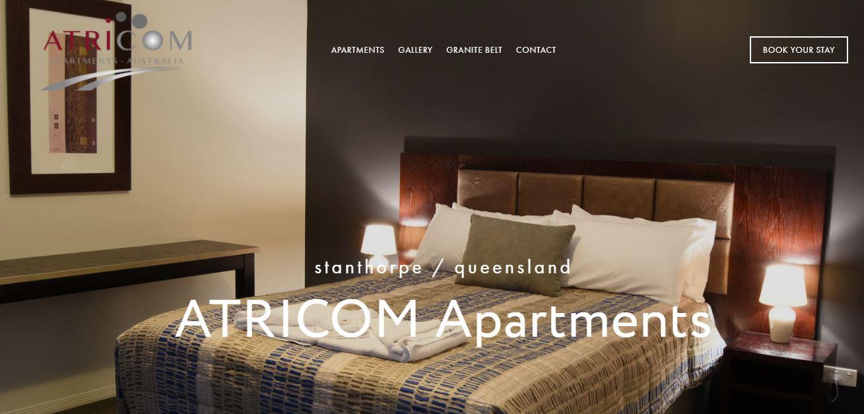 Atricom Apartments