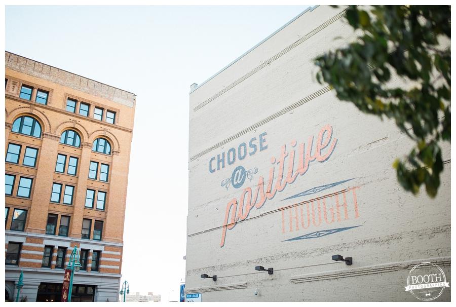 Hanson Dodge Creative wall mural on Mercantile building in Milwaukee's Third Ward