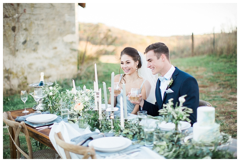 destination European inspired wedding