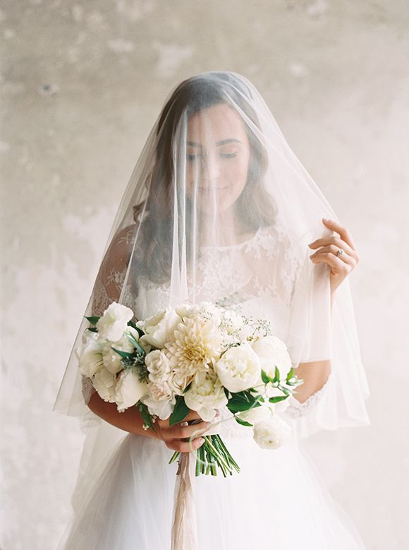 image via Wedding Sparrow on our board  Fine Art Bride Style