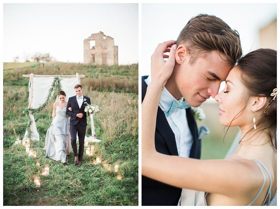 outdoor fine art wedding photography