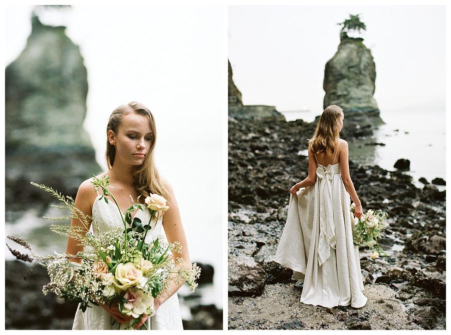 destination Fine art wedding photography Pacific Northwest
