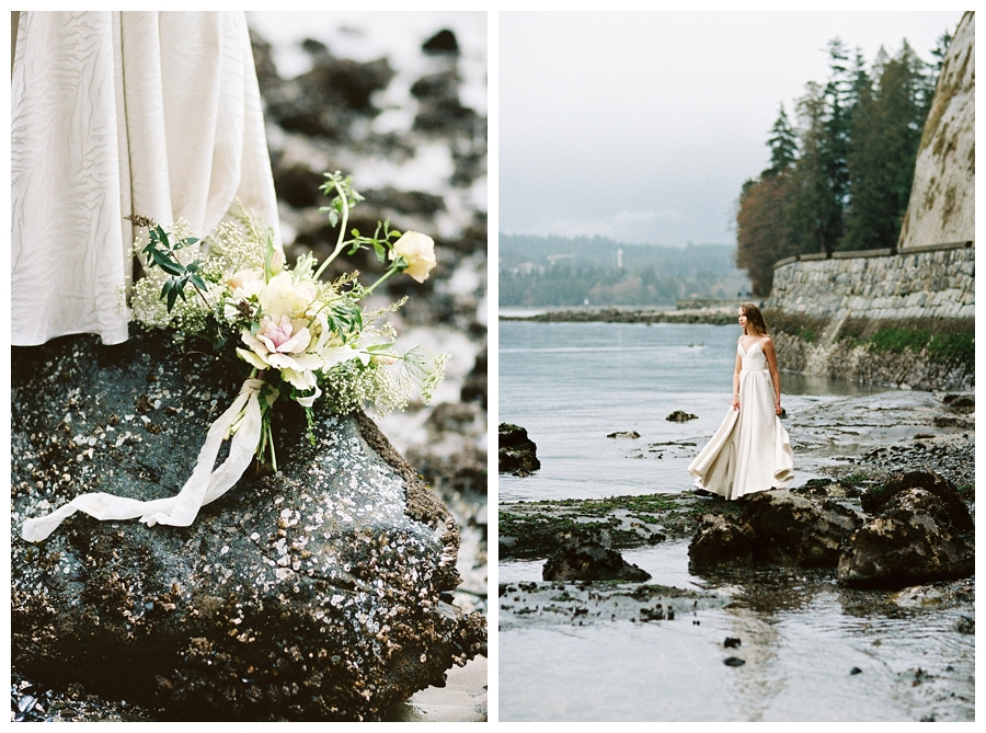 Pacific northwest destination wedding photography