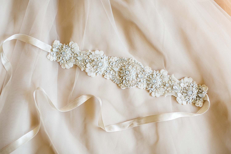 Fine art bridal detail styling