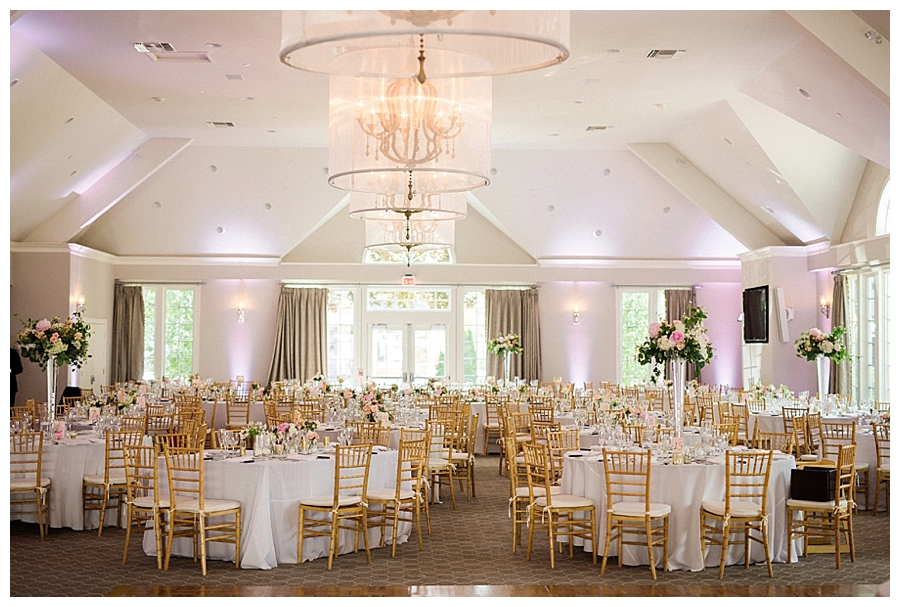 fine art photography of wedding reception details