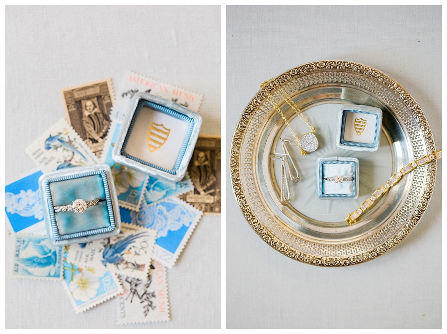 fine art photography of wedding day details