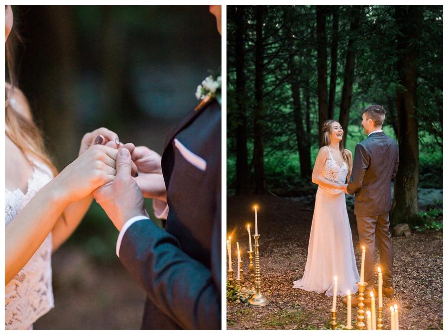 fine art Wisconsin outdoor wedding photography