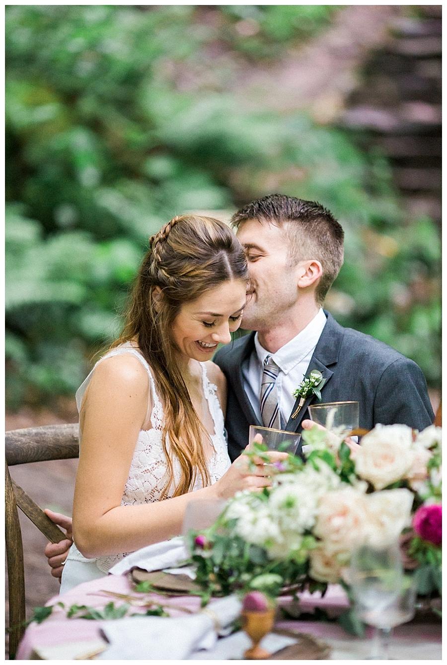 fine art Wisconsin outdoor wedding