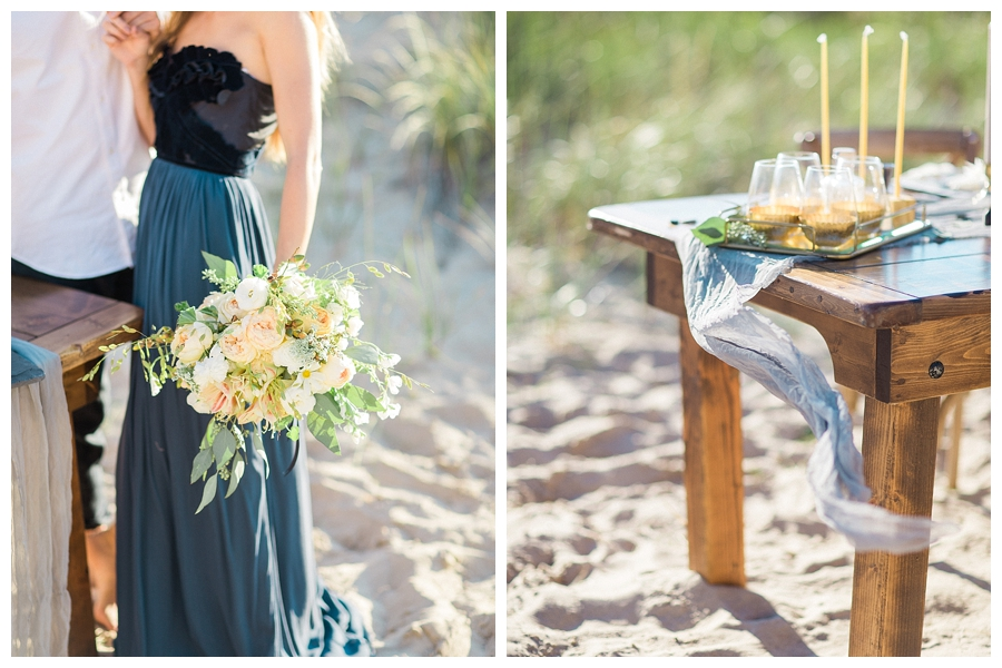 fine art wedding photography at Warren Dunes State Park, Michigan