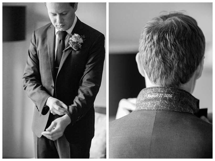 fine art wedding photograpy at InterContinental Mag Mile in Chicago