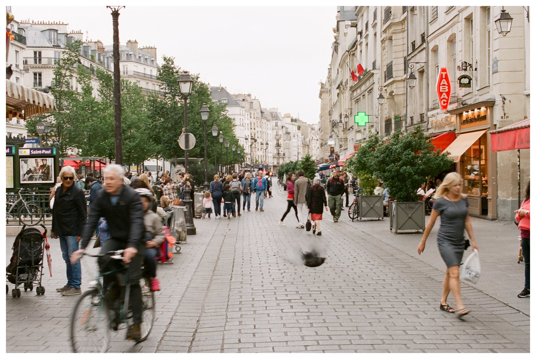 fine art travel photography by Booth Photographics in the Le Marais district of Paris, France