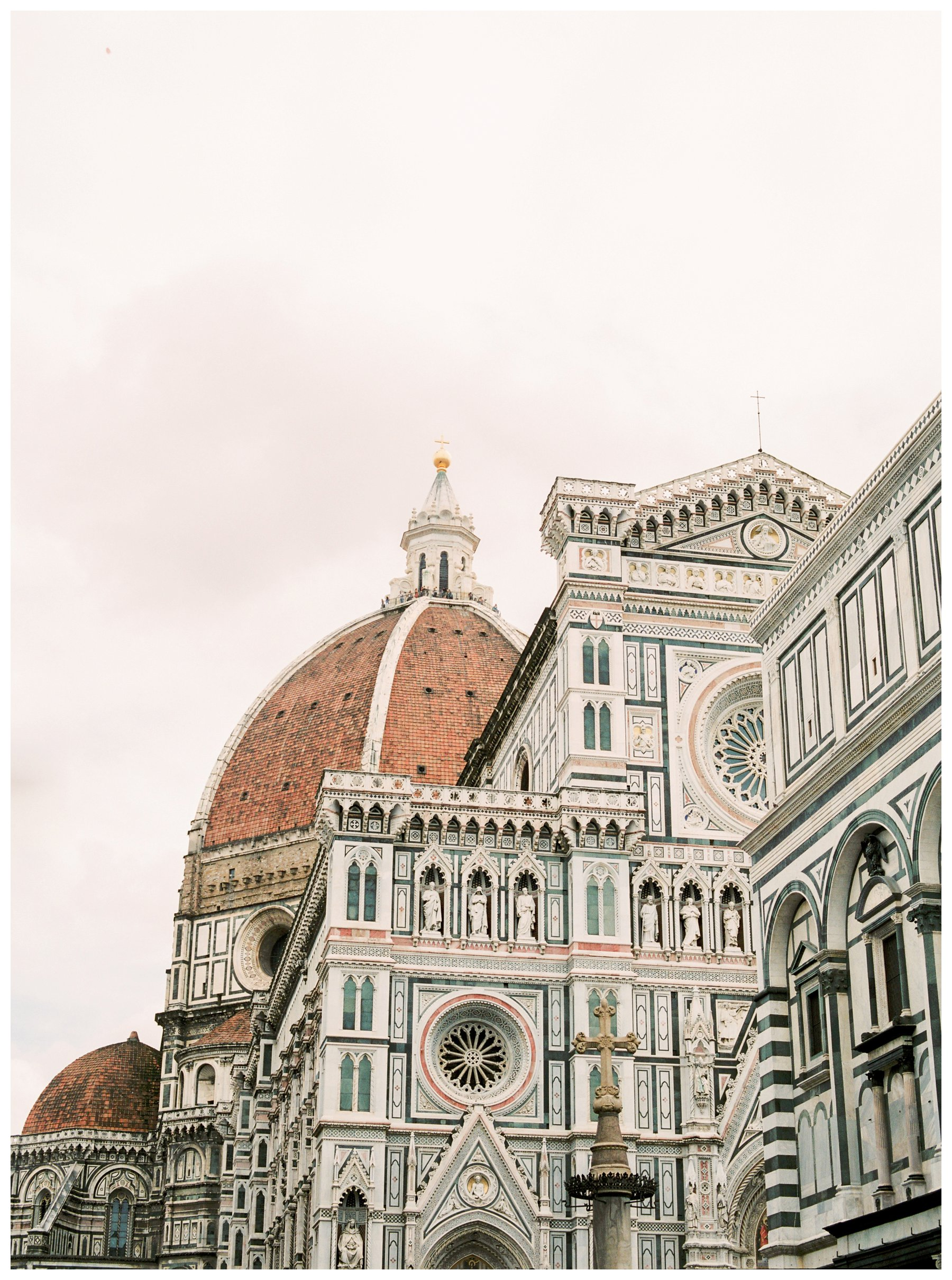 fine art travel photography of Il Duomo in Florence, Italy