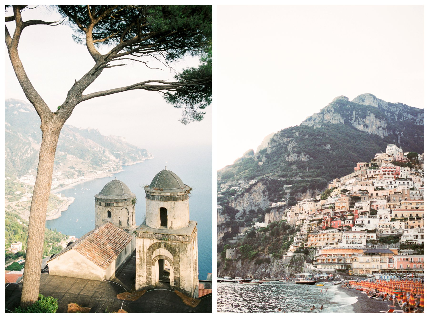 fine art travel photography of Villa Rufalo in Ravello, Amalfi Coast