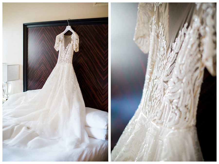 fine art wedding photography at Palmer House, downtown Chicago