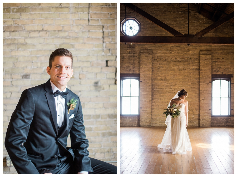fine art wedding photography at the Lageret in Stoughton, Wisconsin