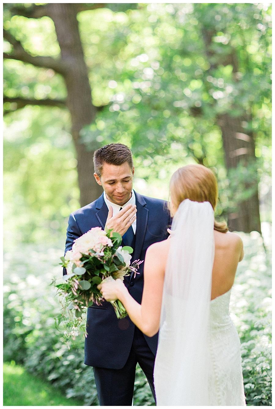 fine art wedding photography at Hyatt Lodge McDonald's Campus in Oak Brook