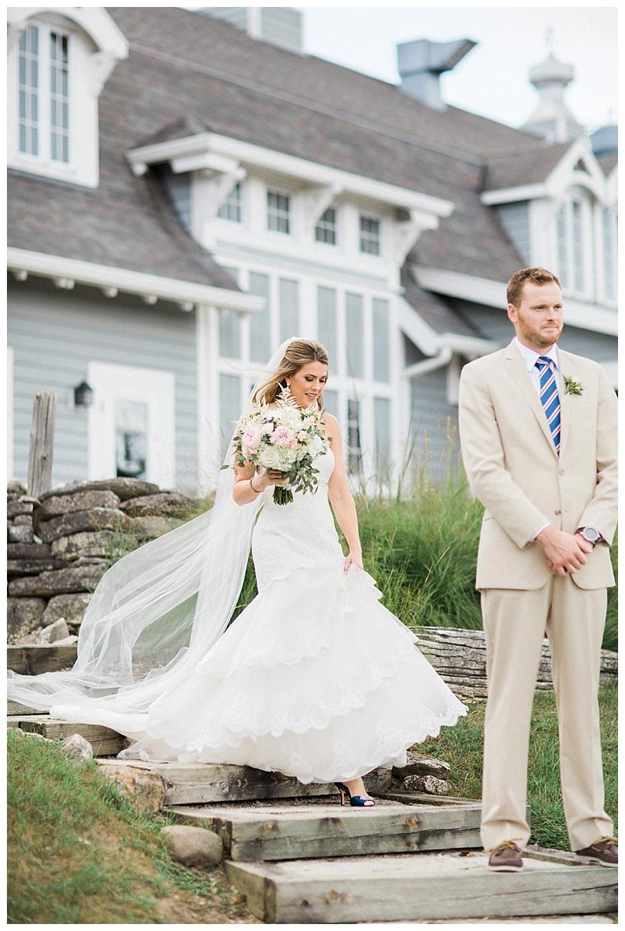 fine art wedding photography at Horseshoe Bay Golf Club in Door County, Wisconsin