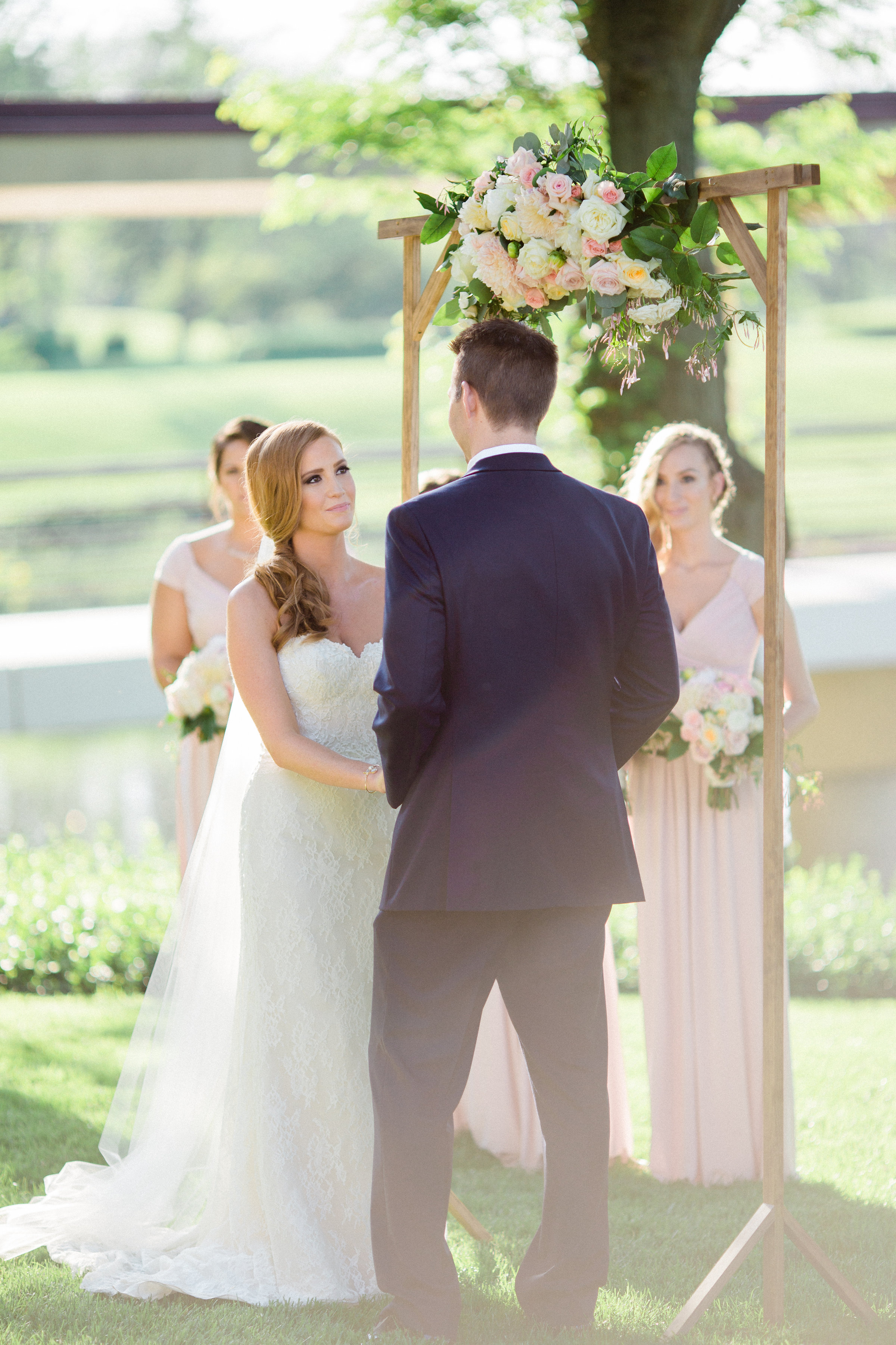 fine art wedding photography by Booth Photographics at Hyatt Lodge at McDonald's Campus