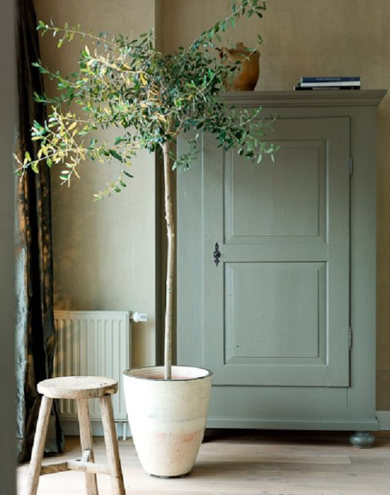 simple french armoire