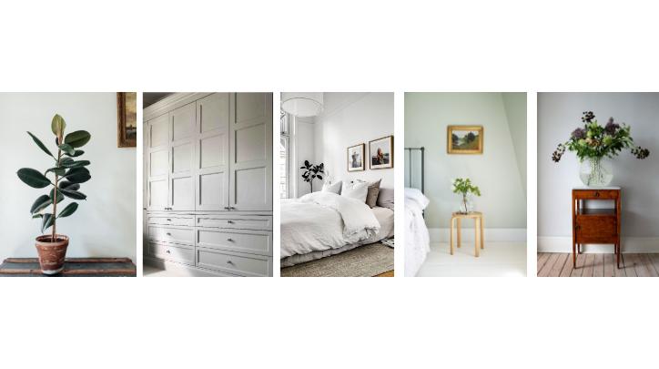 scandinavian inspired bedroom design inspiration