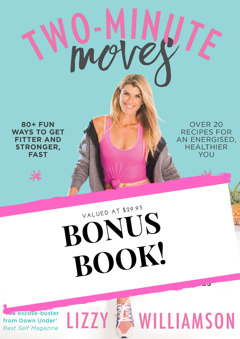 Two-Minute Moves-Book
