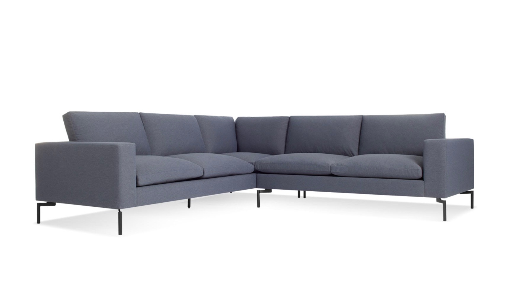 New Standard Sectional Sofa - Small by Blu Dot — Hub Modern Home + GiftPost  — Hub Modern Home + Gift