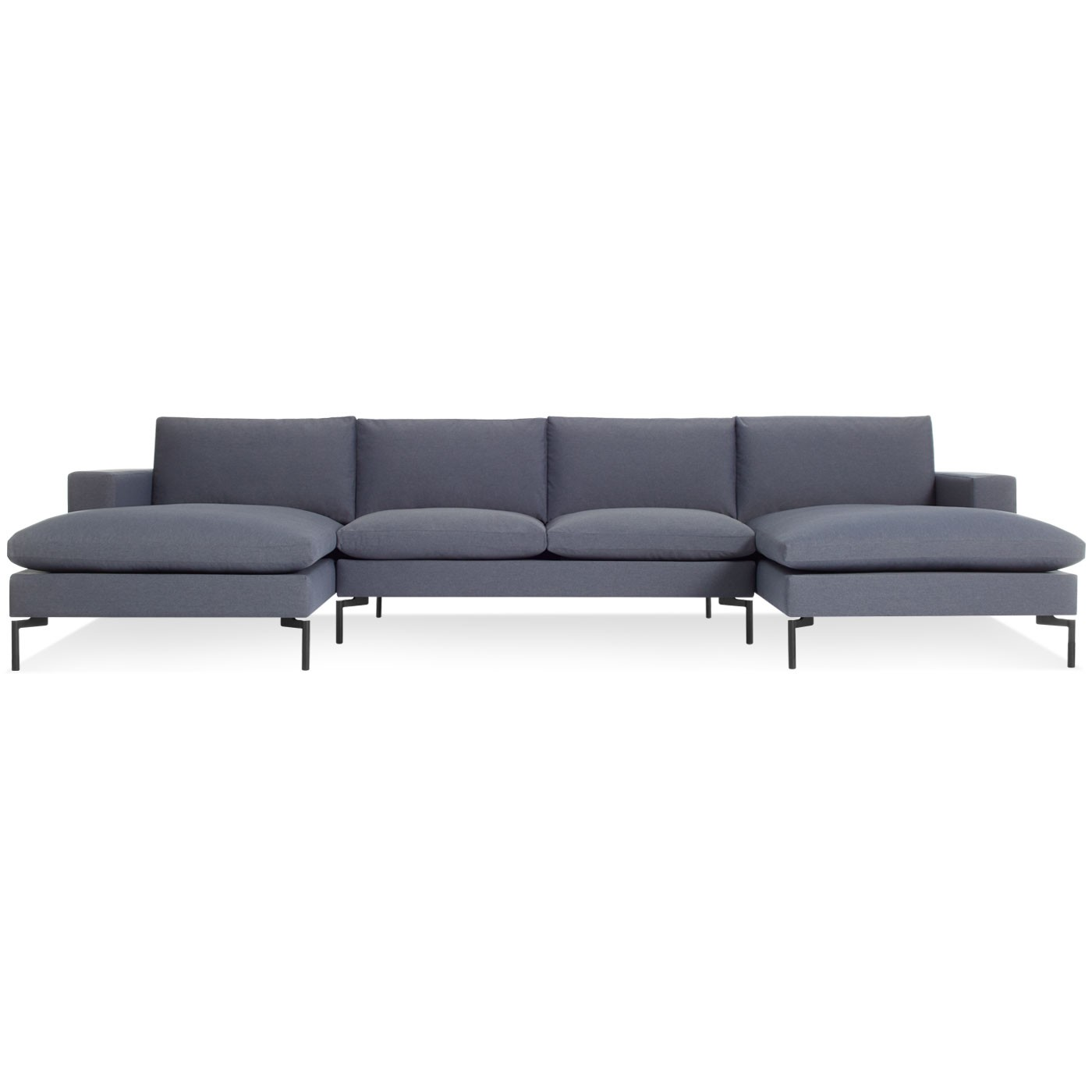 New Standard U-Shaped Sectional Sofa by Blu Dot — Hub Modern Home +  GiftPost — Hub Modern Home + Gift