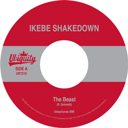 Ikebe Shakedown The Beast b:w Road Song.jpg