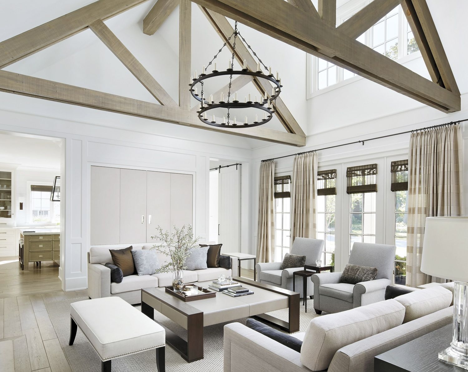 Hickman Design Associates via luxe interiors + design
