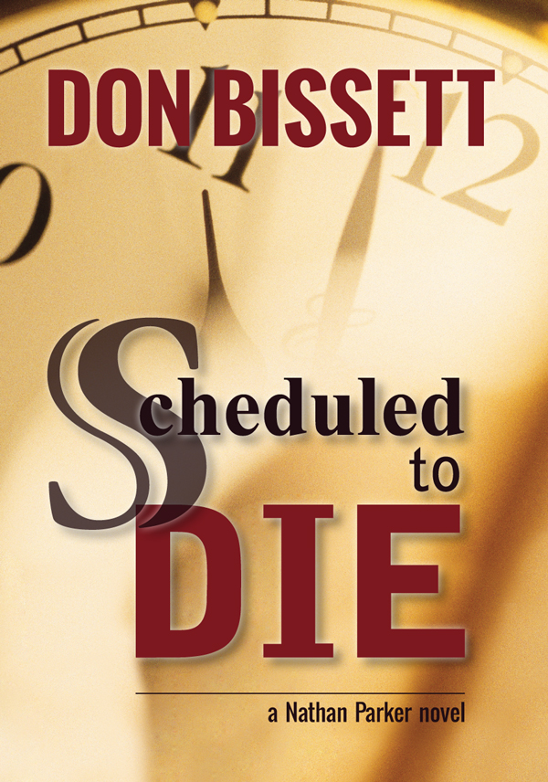 Scheduled to Die book cover