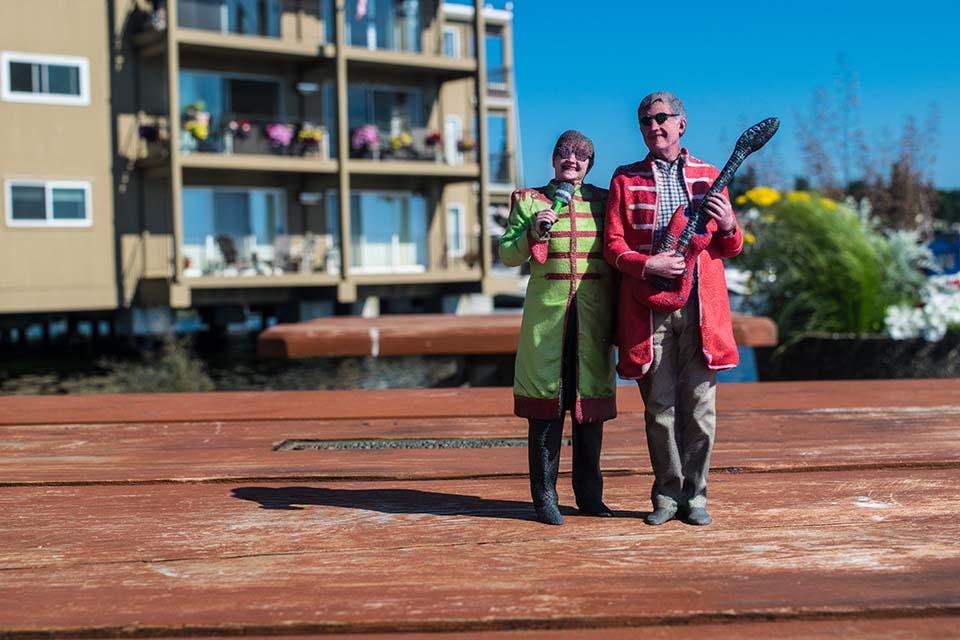 The Beattles at the Kirkland Marina