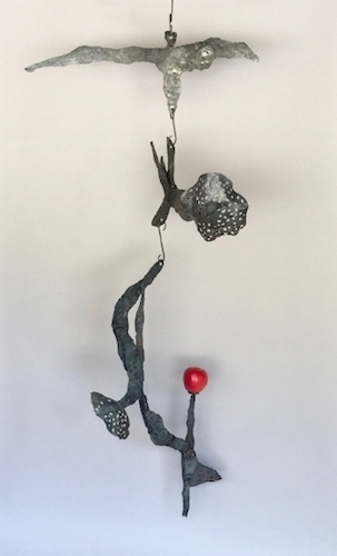 Suspended Sculptures  - click image to go to gallery