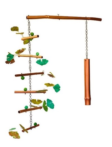 Fine Art Mobiles - Leaves  - click image to go to gallery