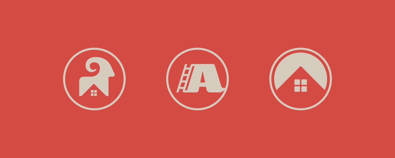 Aries visual identity secondary marks