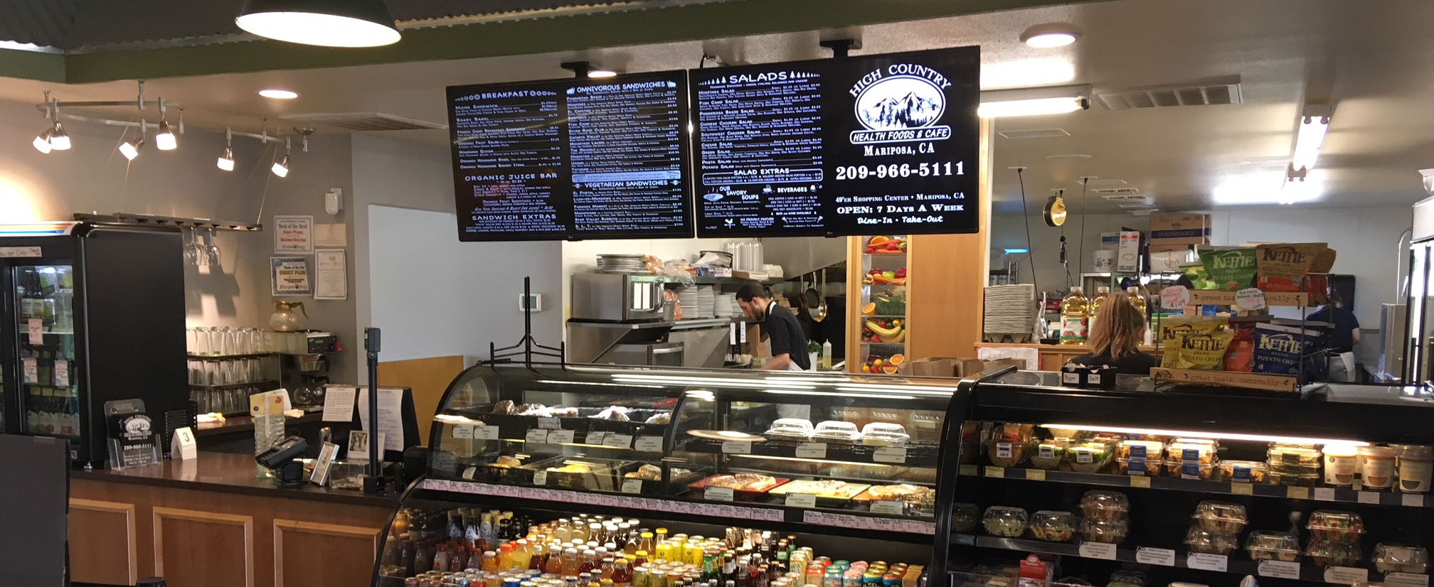 High Country Cafe -