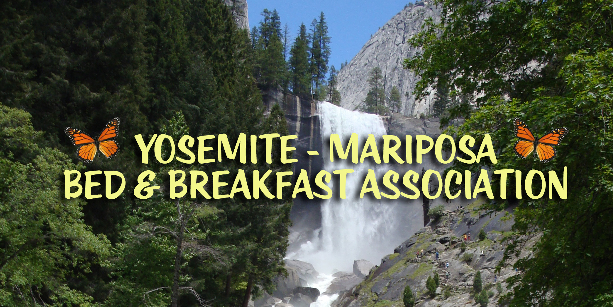 Mariposa Bed & Breakfast Association - If you find that the dates you wished to book are unavailable, please look to these other Bed & Breakfast's in the Yosemite area for availability. Click on box below
