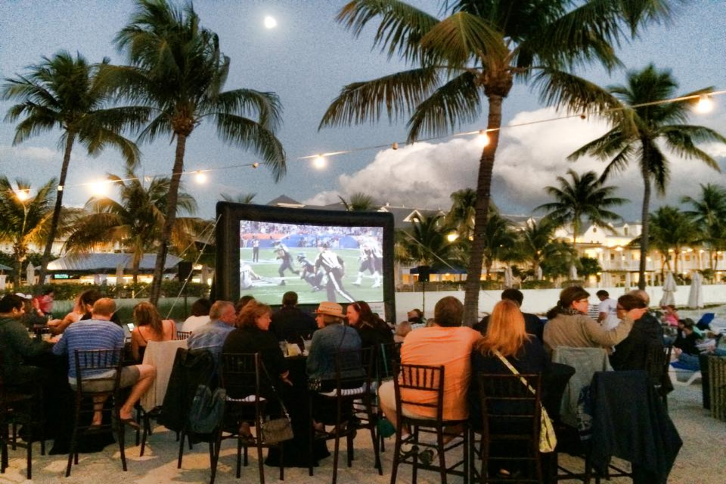 Key West Projector