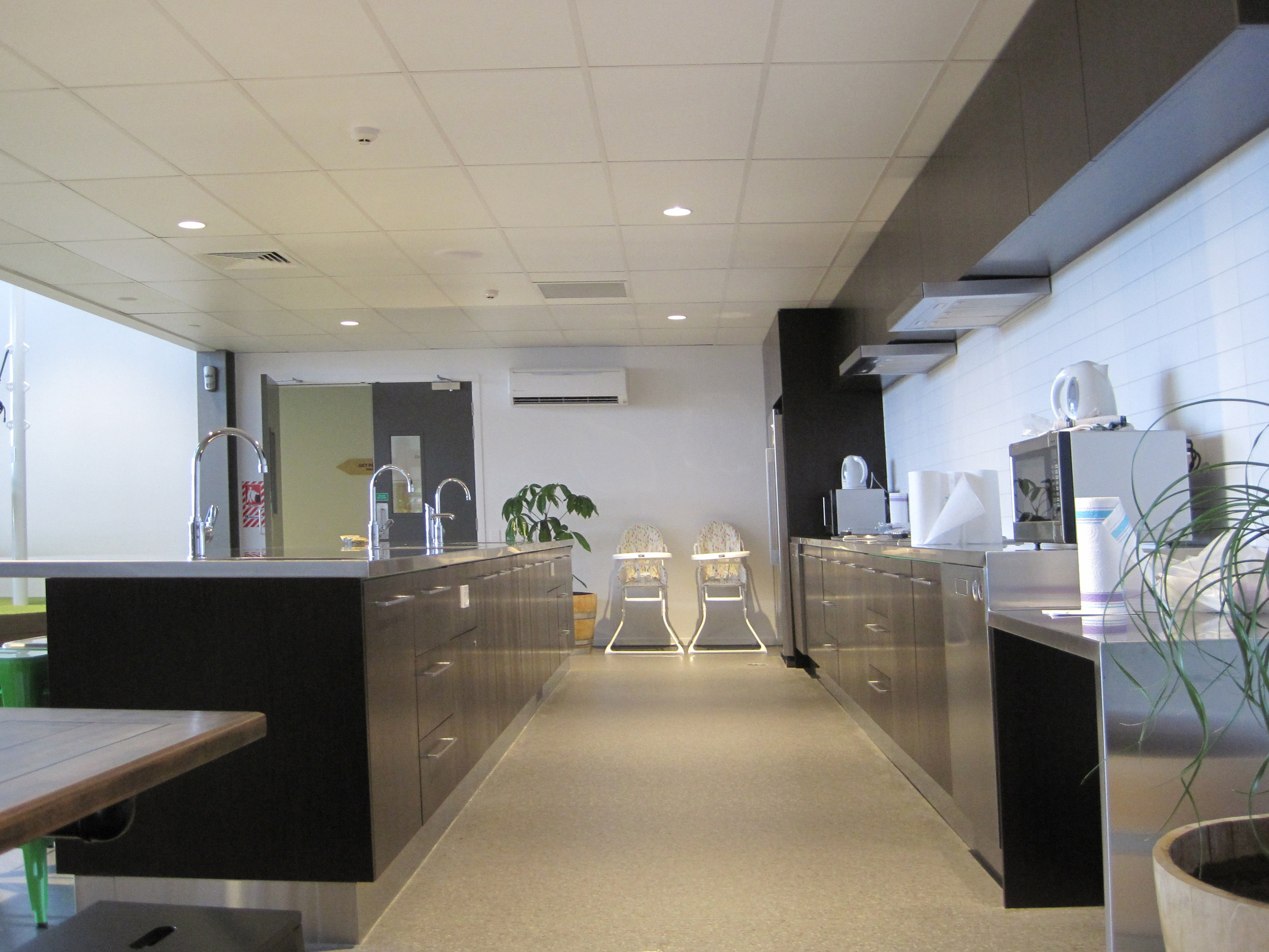 Jucy Snooze Christchurch Shared Kitchen Facilities