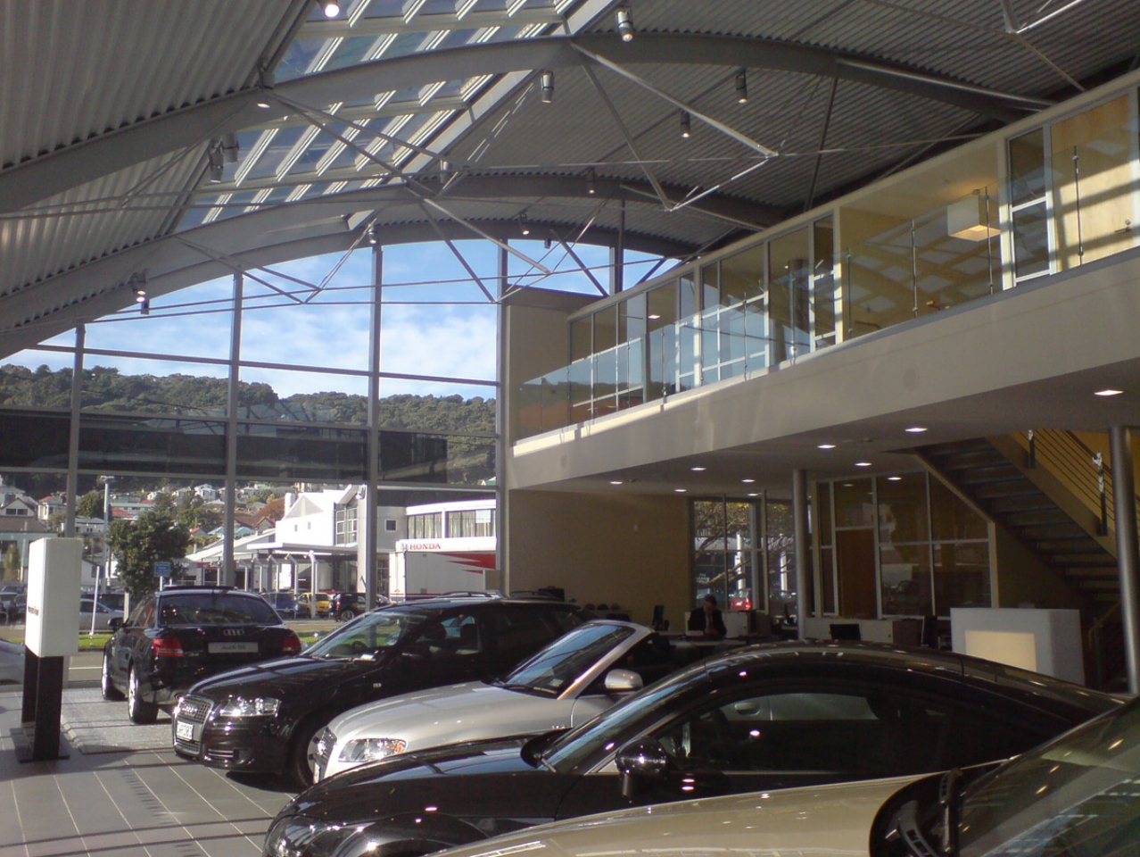 Armstrong Prestige AUDI Hanger by archaus.