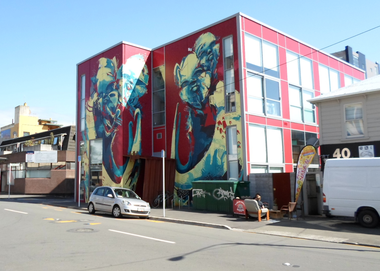 Tattoo Apartments by archaus  - Photo