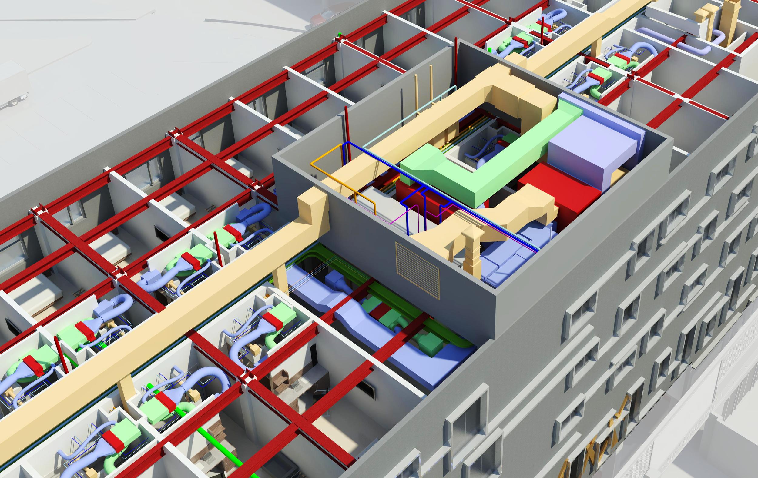 3D BIM View - Level 5 Services_141204.png