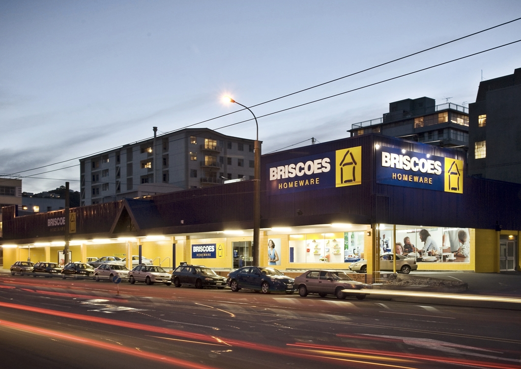 Briscoes Wellington by Archaus - Exterior Photograph