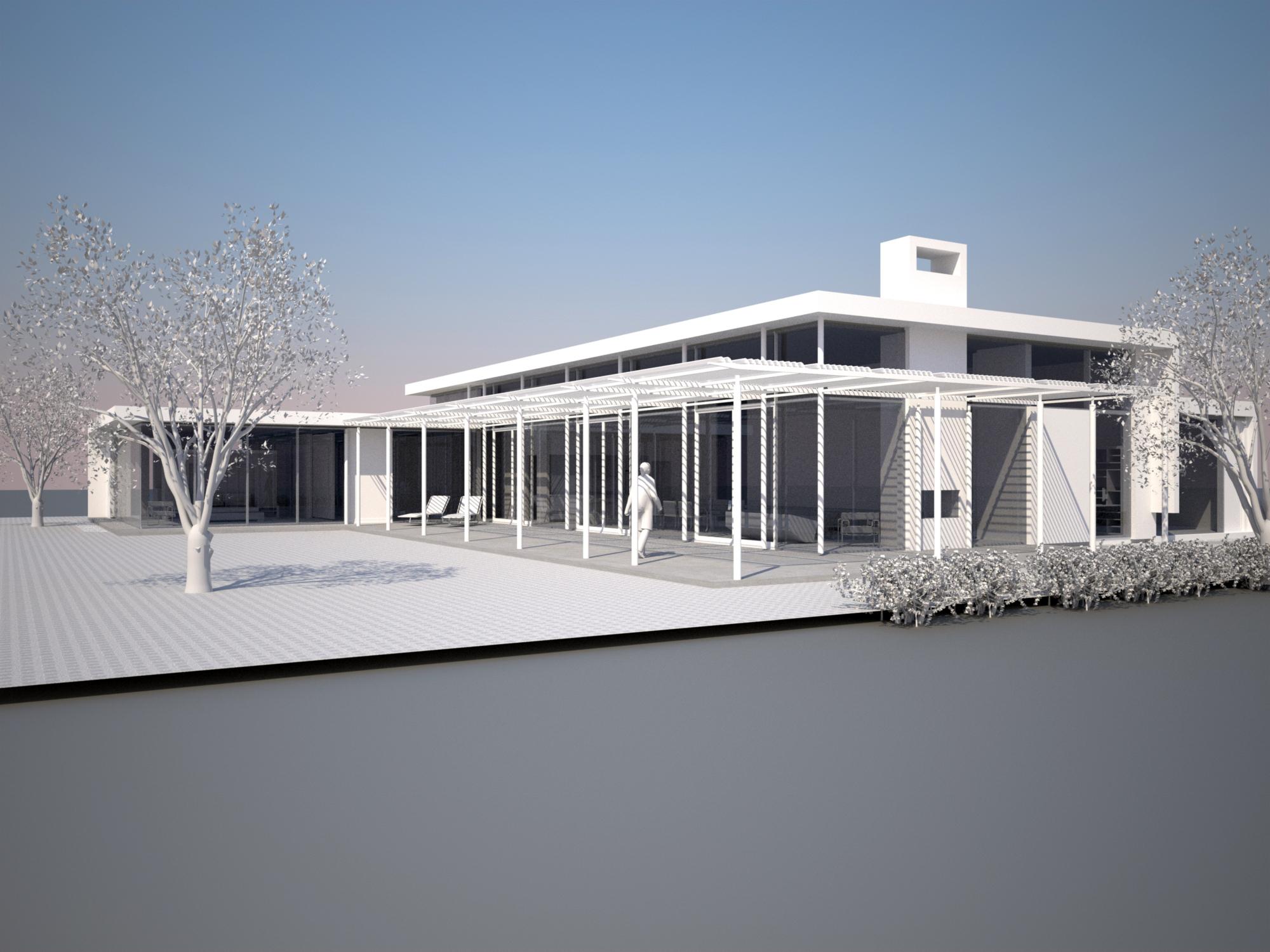 Stevenson House Concept by archaus