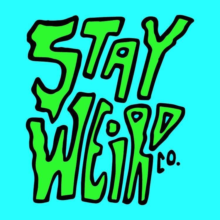 Stay Weird Co. Logo