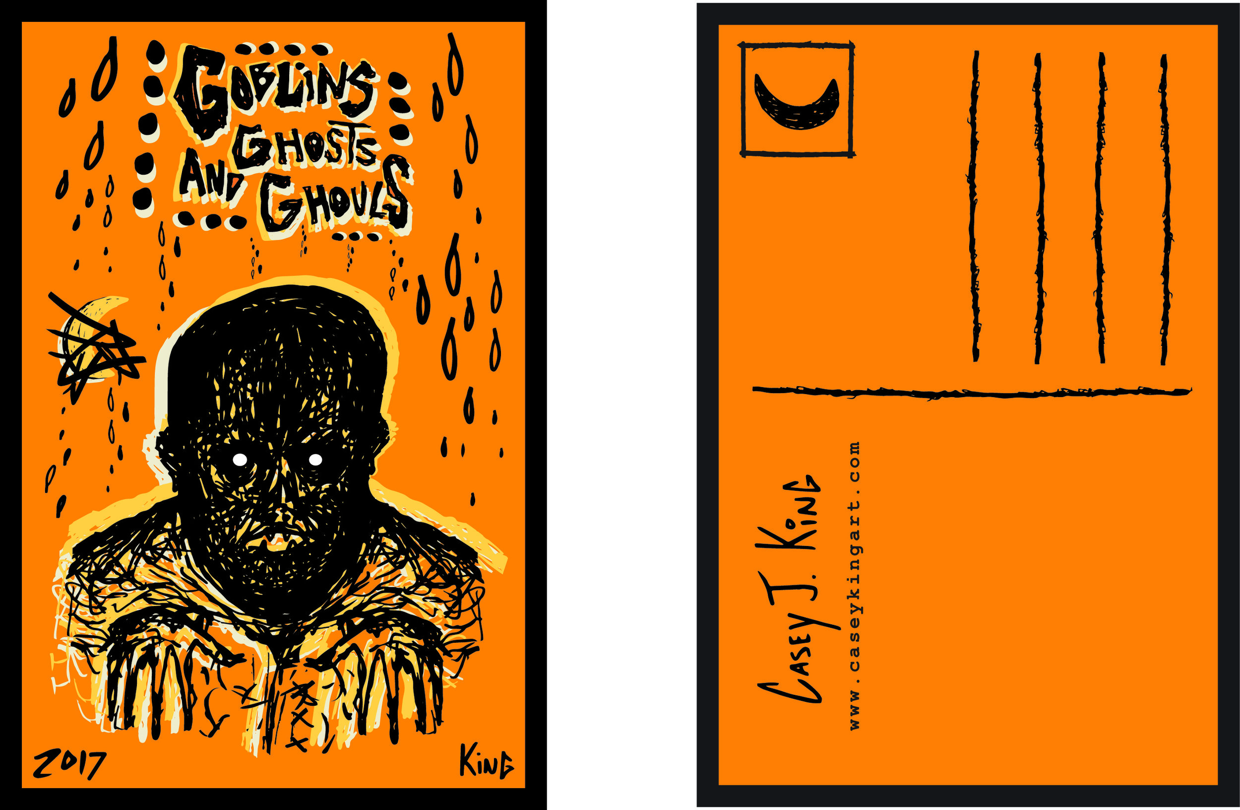 Goblins, Ghosts, and Ghouls