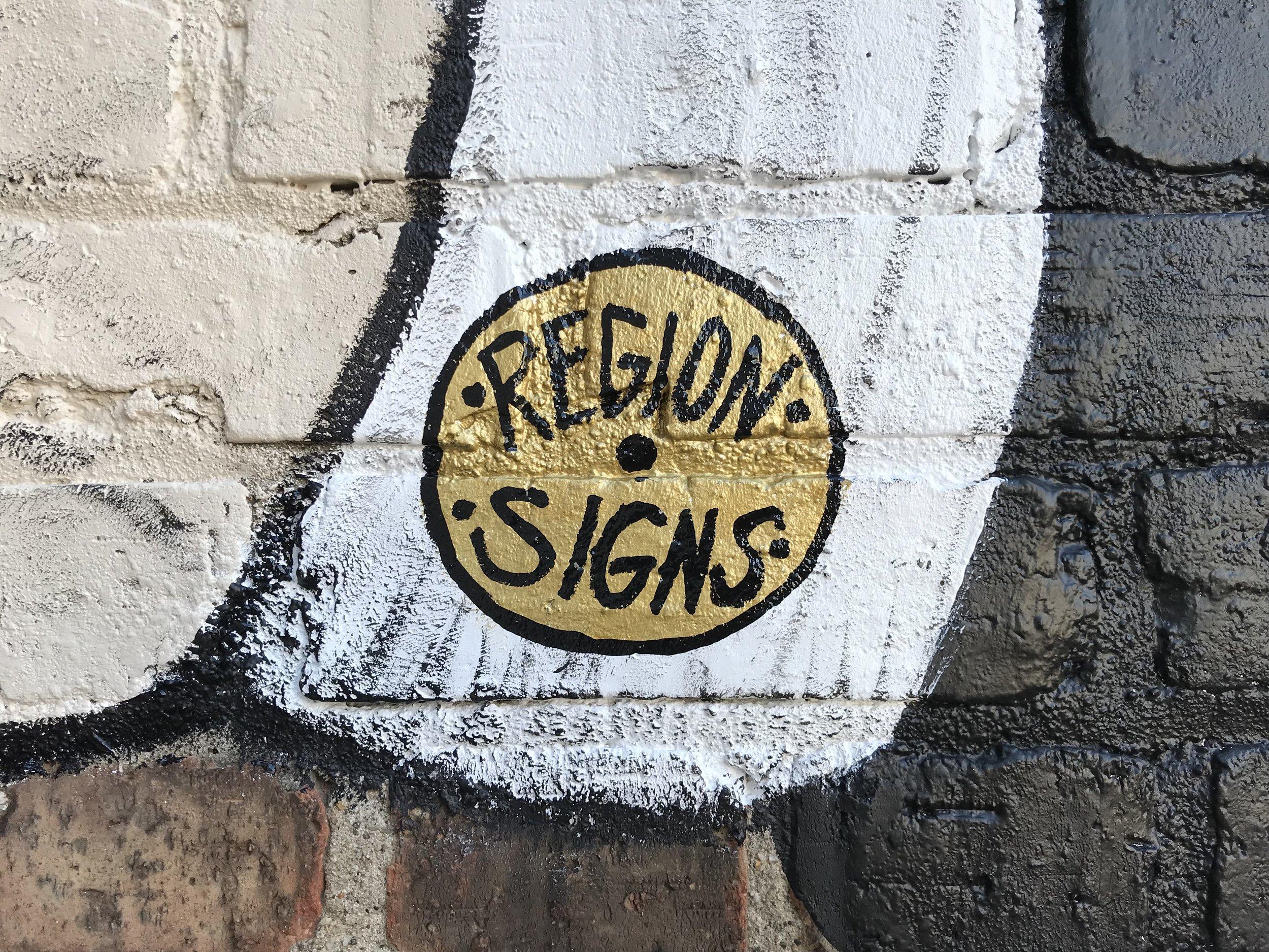 Region Signs Inc. Whiting, Indiana November 2017    http://regionsignsinc.com/