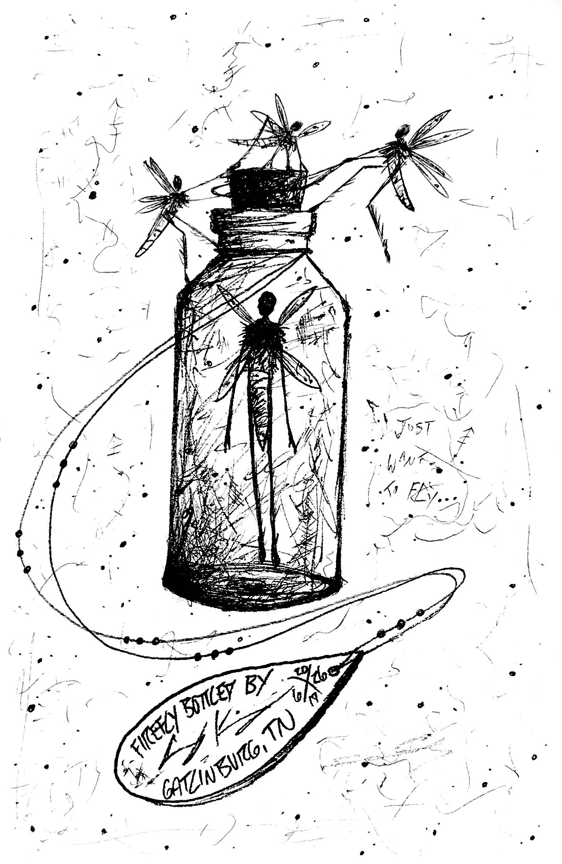 Firefly in a Bottle