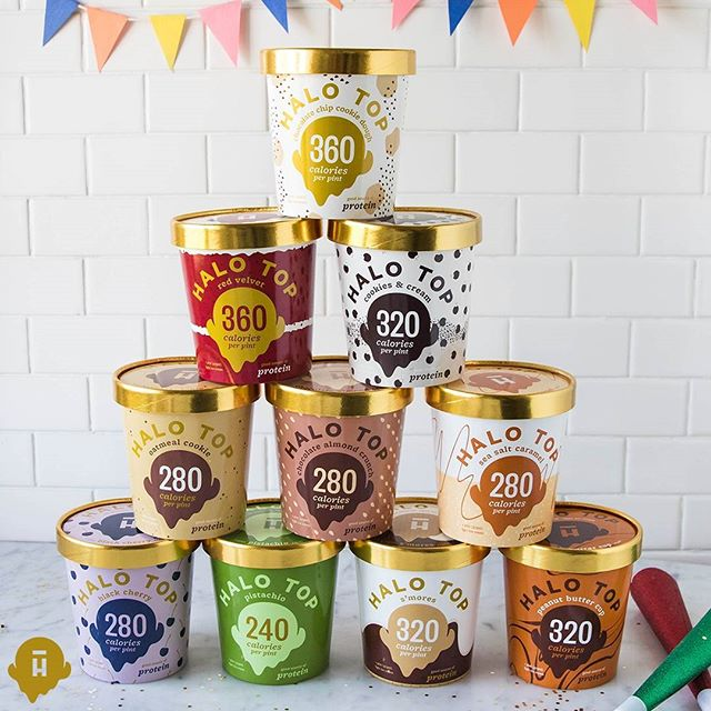 Photo: Halo Top