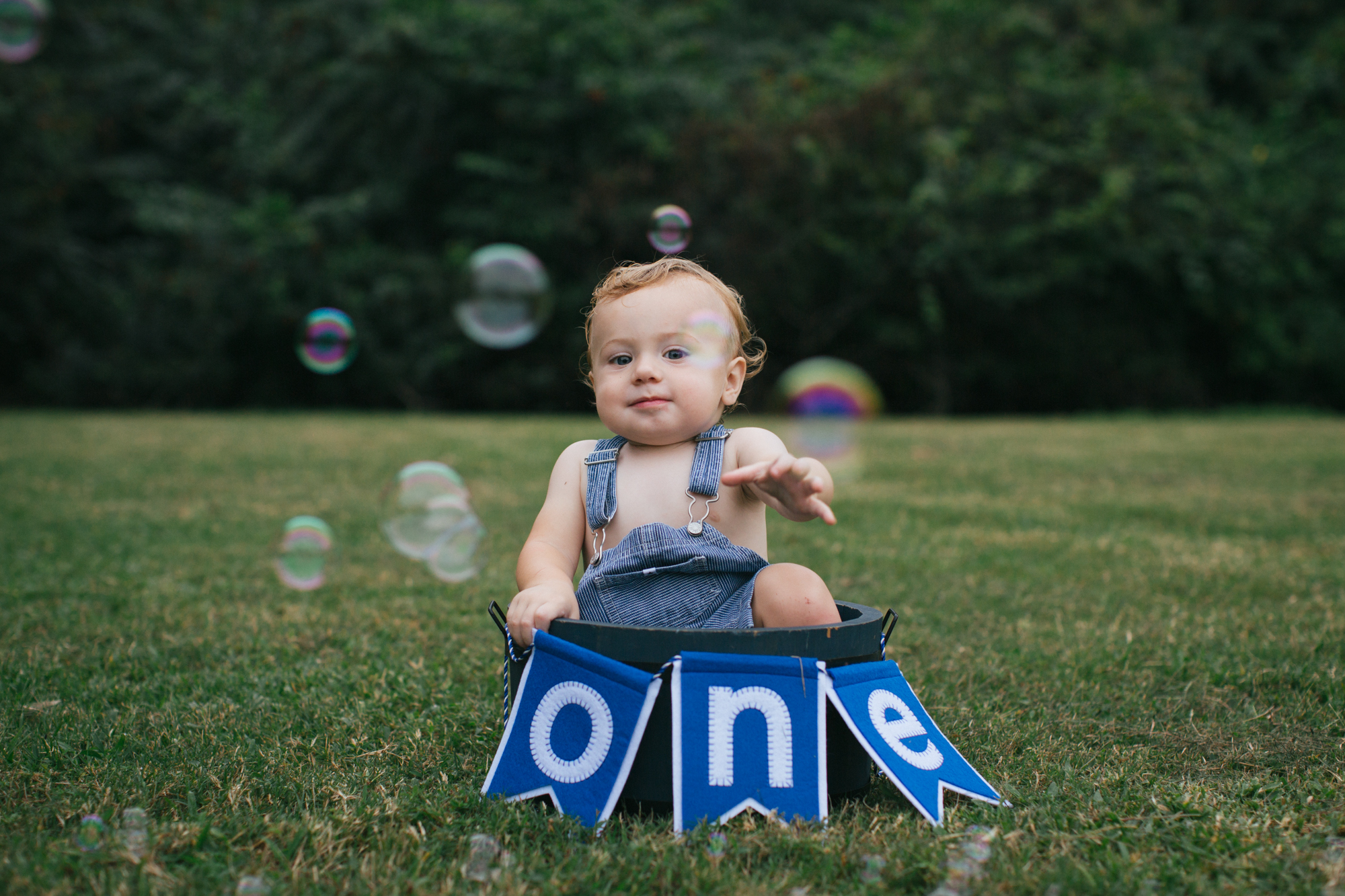 Lakeland first birthday photographer