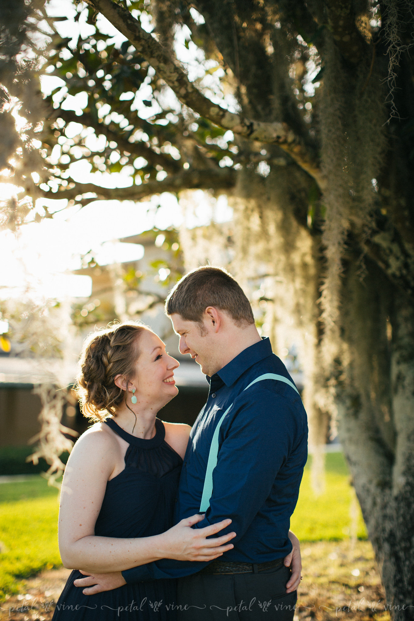 lakeland engagement photography